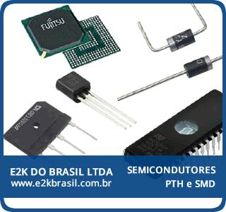 Semicondutores PTH e SMD